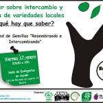 140117 Taller RdS Intercambio y Venta VVLL Madrid