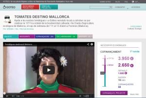 Campaña Tomates Mallorca
