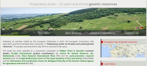PA-EUgenetic resources