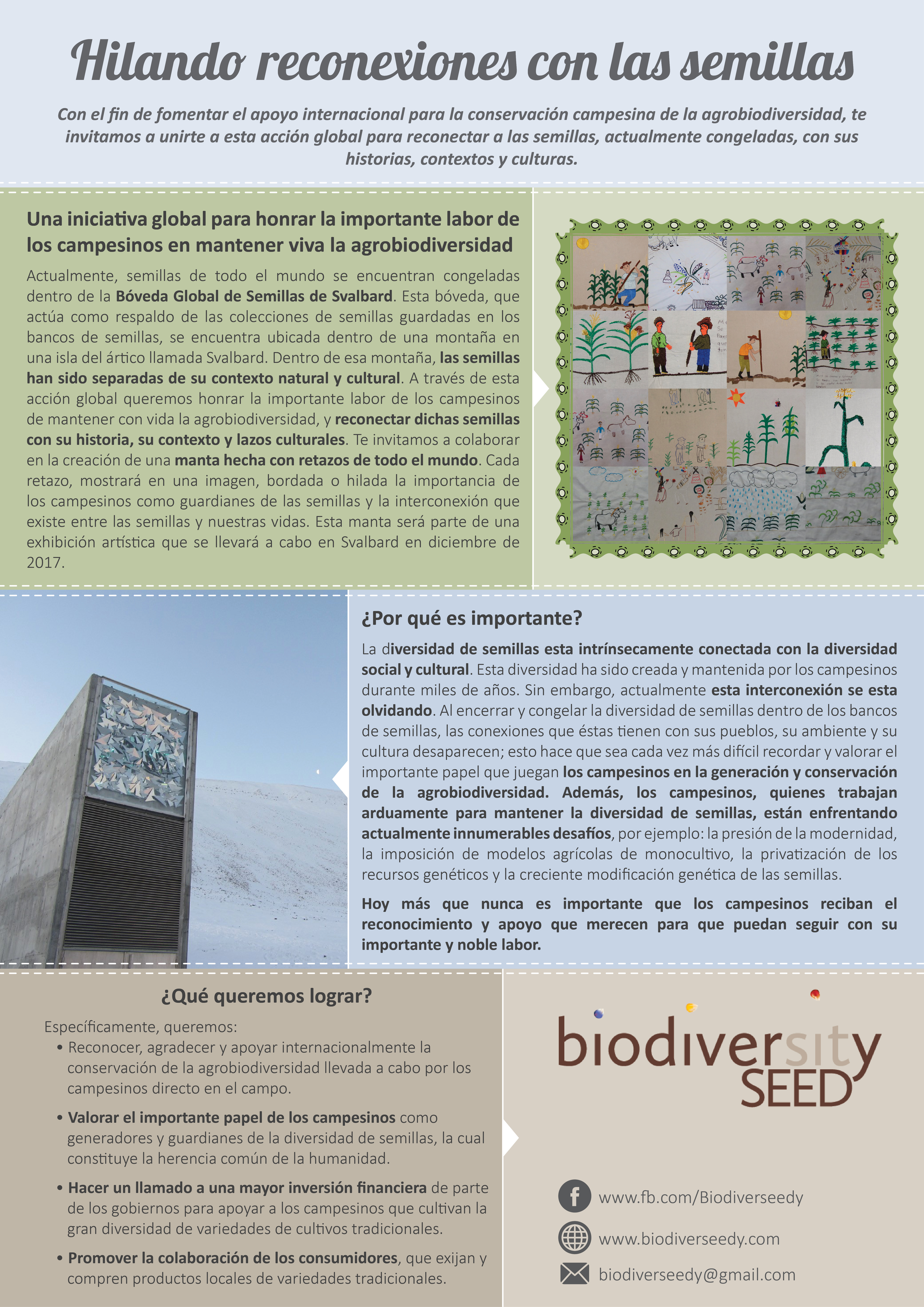 proyecto BiodiverSEEDy