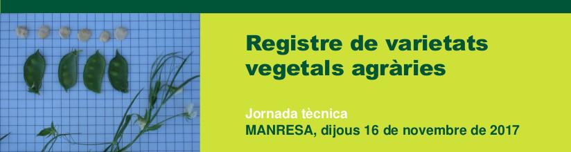 Registro de variedades vegetales agrarias