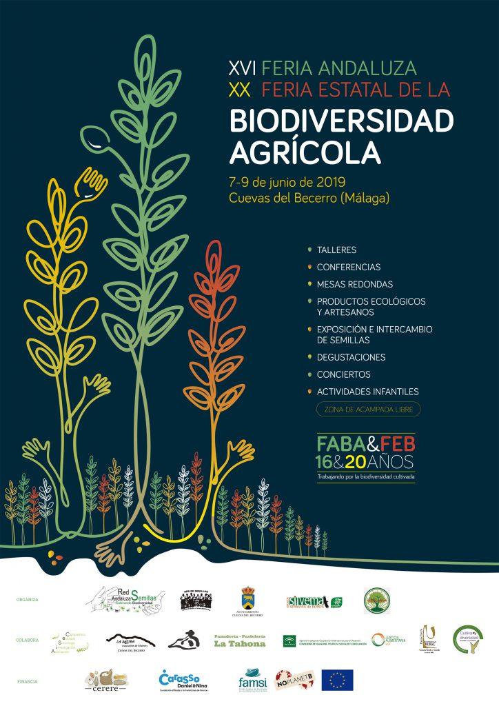 XX Feria Estatal de la Biodiversidad Agrícola
